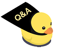 Q&A with the DUX Duck